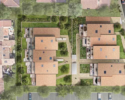 Appartements Neufs L Aparte Toulouse